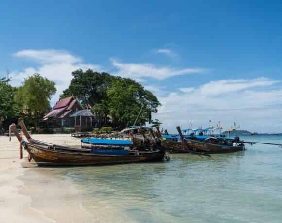 reisende thailand
