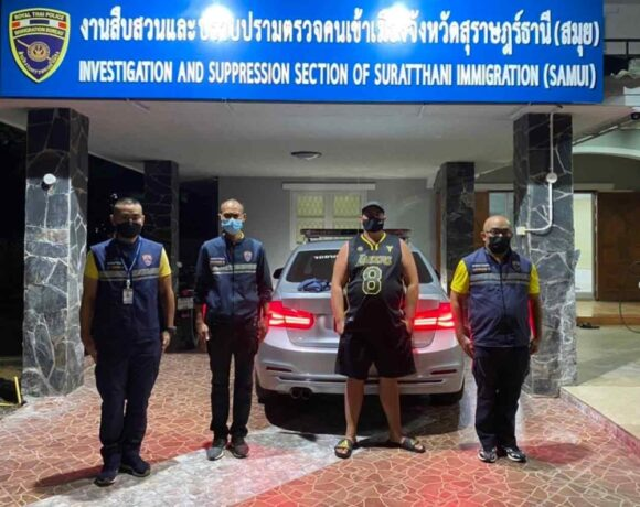 brite festnahme thailand